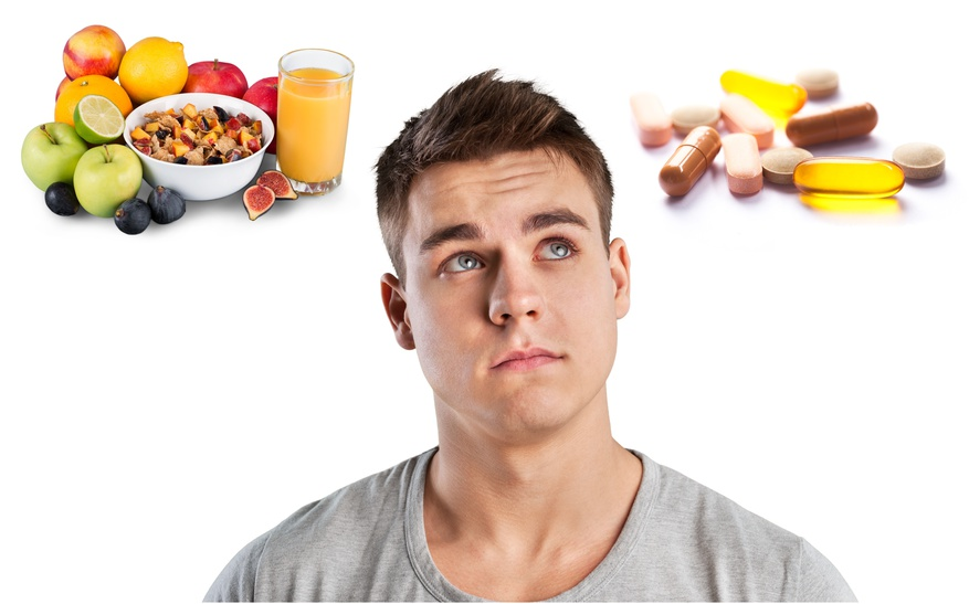 Nahrungsergänzungen – Die ewige Diskussion
