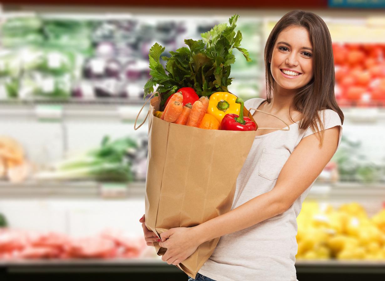 Einkaufsberatung im Supermarkt |danielaruettgers.de