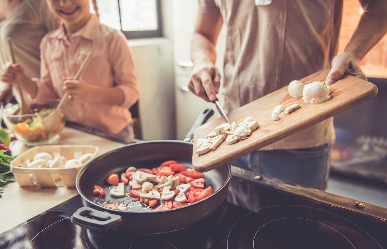 Gemeinsames Kochen | danielaruettgers.de